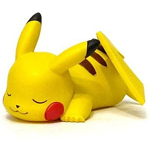 Takara Tomy Compatible with Pokemon XY and Z Goodnight Friends Figure- 2