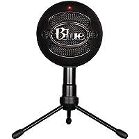 Blue Snowball iCE Condenser Microphone, Cardioid (Black)