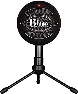 Blue Microphones Snowball iCE Condenser Microphone, Cardioid - Black (B014PYGTUQ) | Amazon Products