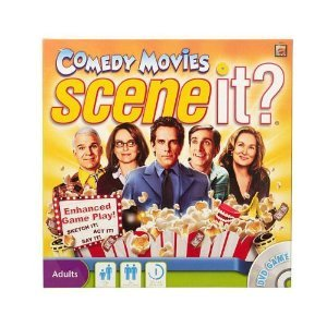 Scene It? Comedy Movies Deluxe - Adults ()