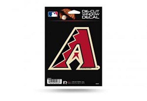 MLB Arizona Diamondbacks Die-Cut Window (Arizona Diamondbacks Mlb Car)