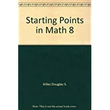 Starting points in math 8