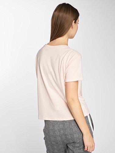 Chiaro Maglieria Rosa shirt t Donna Embroidery Mavi Jeans aOxqw4AS0