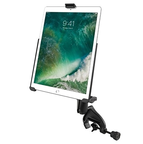 RAM Yoke Clamp Airplane Aircraft Mount Holder Kit for Apple iPad Pro 10.5
