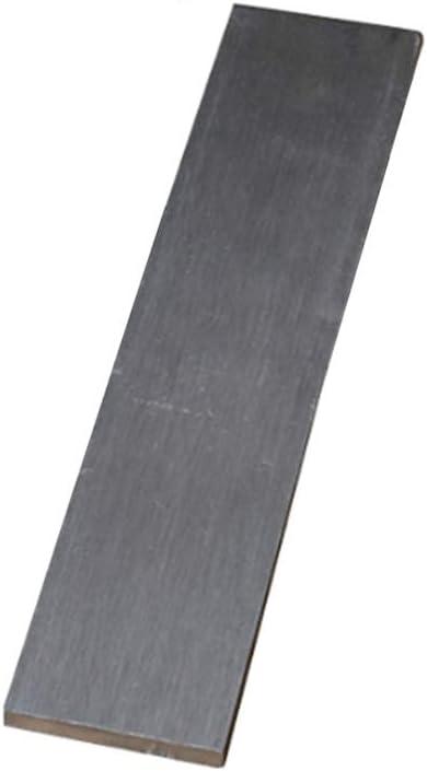 Dumadf 304 chapas de Acero Inoxidable, Acero Barra Plana, Anti-corrosión, Resistencia da Alta Temperatura, 500 mm de Longitud,Thickness 5mm,Width 25mm
