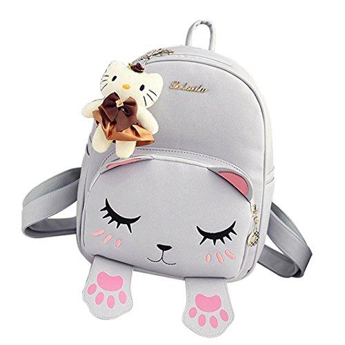 Basilion Cartoon Shape Casual Holiday Backpack Cute Student Bag