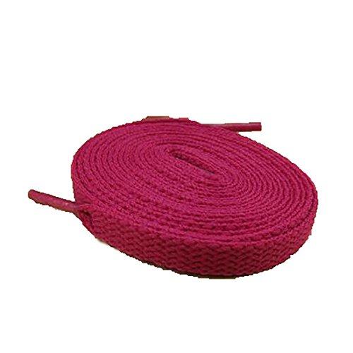 Per Sportive Rosa Scarpe Rossa Scarpe Corda Scarpe Sostituzione Da E Ginnastica Lacci Cavo Yatoy Piatto YxqtAw1a