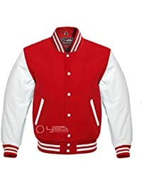 Amazon Com 5xl Varsity Jackets Lightweight Jackets Clothing