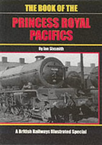 Download The Book of the Princess Royal Pacifics pdf epub