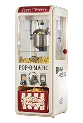 Nostalgia POM250 2.5-Ounce Pop-O-Matic Popcorn Dispenser