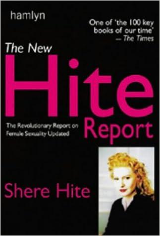 Hite Report Pdf