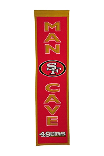 Winning Streak NFL San Francisco 49ers Man Cave Banner]()
