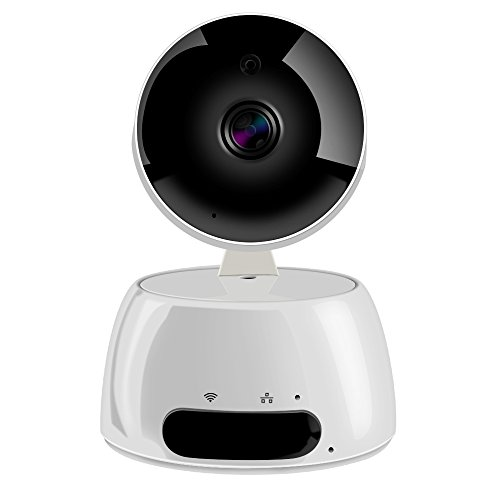 ALOFOX 1080P 2MP Wireless Security Camera, HD WiFi Security Surveillance IP Camera Home Monitor with Motion Detection Two-Way Audio Night Vision,white