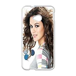 HTC One M7 Cell Phone Case White Rachel Bilson SU704959