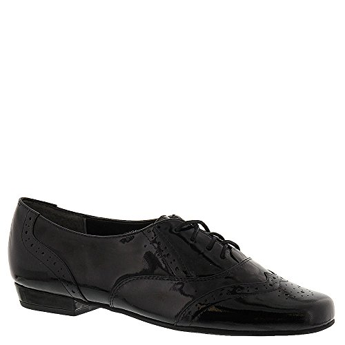 Mark Lemp Klassiker Kvinna Jake Oxford Black-patent