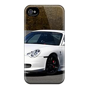 Perfect Fit XfoQG20856FTWPu Jnh Porsche 911 Gt3 Version 02 (996) '2007 Case For Iphone - 4/4s