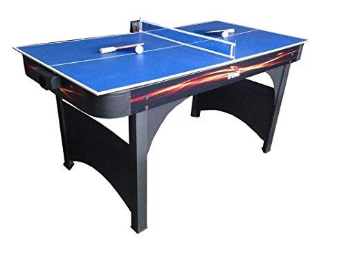 Voit Playmaker Air Hockey Table Tennis, Portable Air Hockey Table by Wildon Home