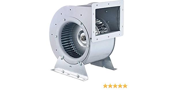 oces industria Ventilador Centrífugo ventilación centrífuga