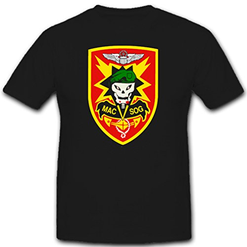 Unit T-shirt Commando - Military Assistance Command Vietnam Studies Observations Special Commando Unit
