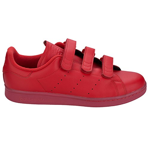 adidas Stan Smith Cf - Basket Unisex adulto Red