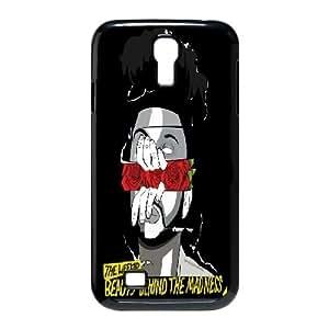LSQDIY(R) The weeknd xo SamSung Galaxy S4 I9500 Case Cover, Customized SamSung Galaxy S4 I9500 Cover Case The weeknd xo