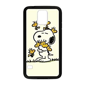 Peanuts and Snoopy Samsung Galaxy S5 Soft Cases-Cosica Provide Superior Cases For Samsung Galaxy S5