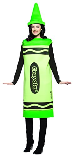 Rasta Imposta Crayola, Green, Adult Small/Medium]()