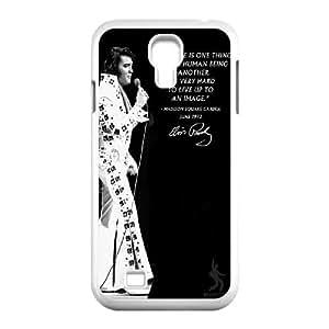 Hjqi - Customized Elvis Presley Phone Case, Elvis Presley DIY Case for SamSung Galaxy S4 I9500