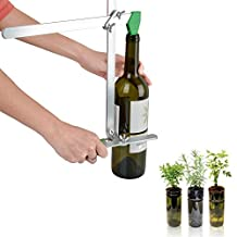 AGPtek® Glass Bottle Cutter Cutting Tool for Stained Glass Recycles Wine Bottles Jar