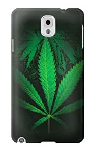 S1835 Marijuana Plant Case Cover For Samsung Galaxy Note 3
