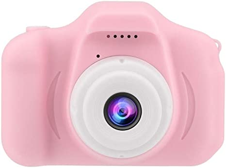 Cámara Digital para niños, 2.0 LCD Mini cámara HD 1080P Cámara ...