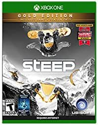 Microsoft Steep Gold Edition Xbox One - Juego (Xbox One ...