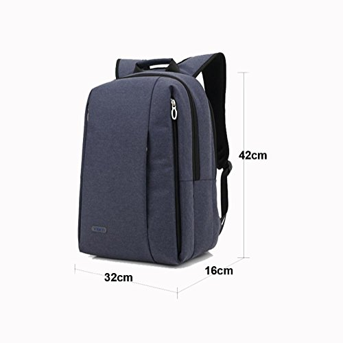 cCloth Laptop Oxford red Backpack Fashion Men Leisure Rucksack Daypack ZXJ Waterproof 5ABxwUOqU