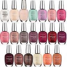 Lot of 10 Sally Hansen Nailgrowth No Repeat Colors Finger Nail Polish Helps Nails to Grow