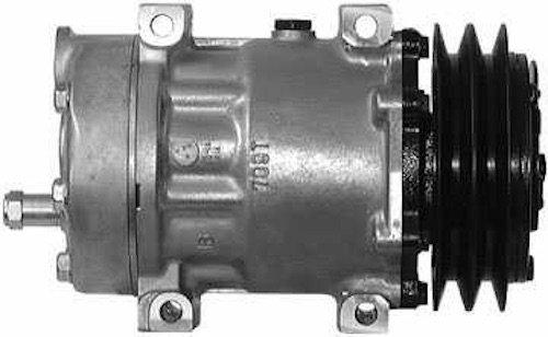 With 5144 Clutch ET210L AirSource 5262 A//C Compressor