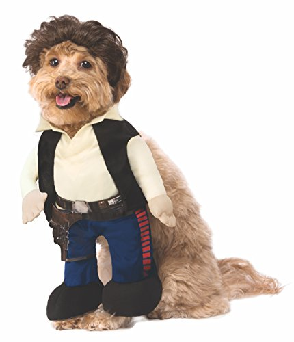 Rubie's Star Wars Classic Han Solo Pet Costume, Medium ()