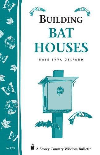 Workman Publishing Building Bat Houses