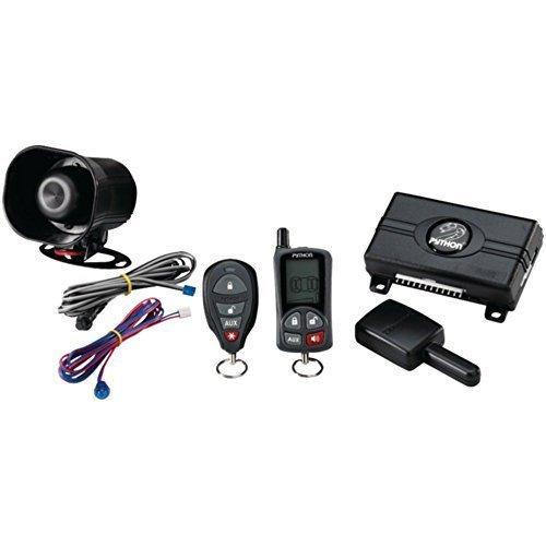 Python 3305P 2-Way Responder Security System W/ 1x 1 Way &1x 2 Way Remote Consumer Electronics Accessories [並行輸入品] B079KLL747