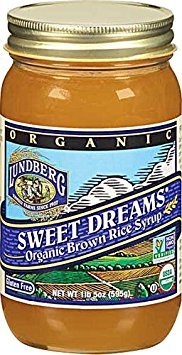 - Lundberg Organic Sweet Dreams® Brown Rice Syrup [ Pack of 2]
