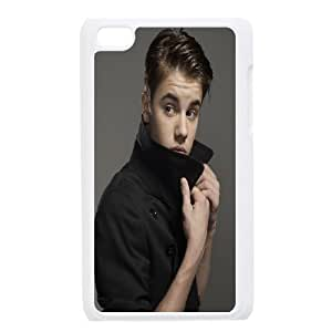 James-Bagg Phone case Singer Justin Bieber Protective Case FOR IPod Touch 4th Style-8