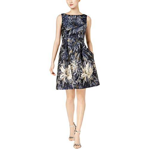 Special Party Dresses - Jessica Howard Womens Party Metallic Special
