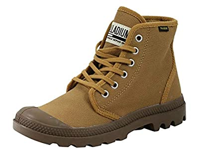 Palladium Men's Pampa Hi Originale Boots Bone Brown 8.5
