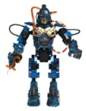 Mega Bloks Dread, Transforming Blok Bots, Cyborgs vs Mutroids, 9392, 130 Pieces