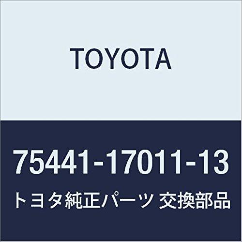 TOYOTA 75441-17011-13 Name Plate