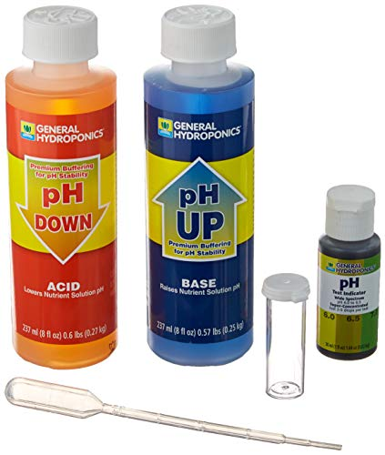 General Hydroponics pH Control Kit (The Old Mill Pond)