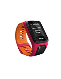 Tom Tom 1RKM.001.02 Runner 3 Cardio + Music GPS Color Naranja Rosa Talla Chica