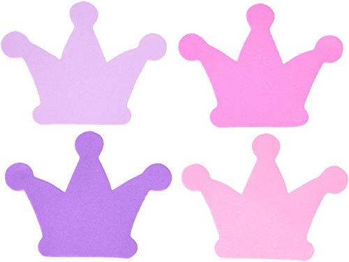 (Darice Foam Shapes 12/Pkg, Crowns)