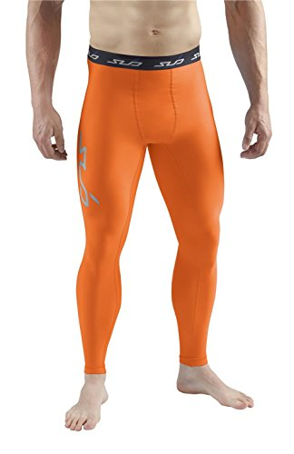SUB Sports COLD Mens Compression Pants - Thermal Base Layer