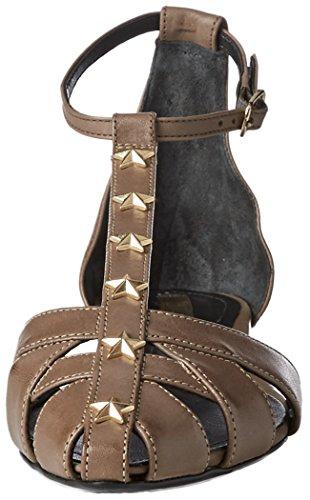 Sandal T Schutz Grey Strap Tatty Mineral Women's 0wxqxCA