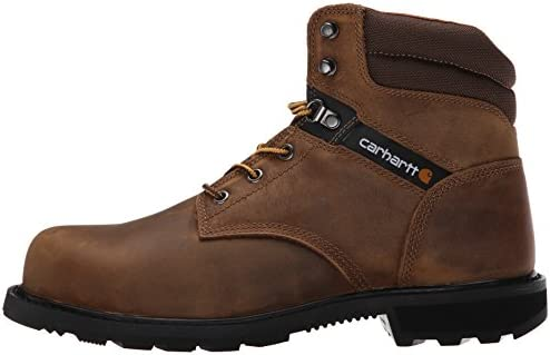 Carhartt Men's 6 Work Safety-Toe NWP Work Boot